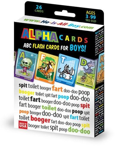 Alpha Cards box