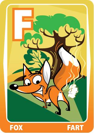 Fox Fart